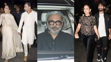 Deepika-Ranveer, Shahid-Mira walk hand-in-hand at the screening of 'Padmaavat'