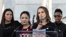Diese Promis erhoben ihre Stimme beim Women's March