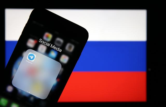 Russia lifts its ban on Telegram