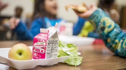 Schools face lunch funding challenges in shutdown