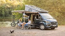 Ford has turned its Transit Custom into a camper van named Nugget with 2 beds and a bathroom — see inside