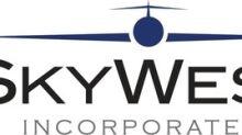 SkyWest, Inc. Reports July 2019 Traffic