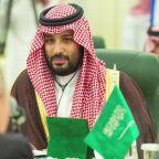 Jamal Khashoggi's fiancee sues Saudi Crown Prince