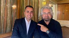 """Beppe Grillo ringrazia Di Maio: """"Per aspera ad astra"""""""