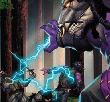 WoW TCG preview: Chain Lightning