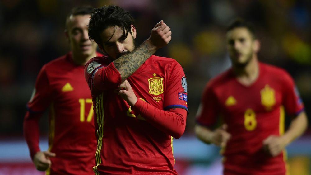 Así será la alineación de España para enfrentarse a Francia