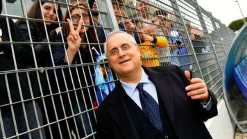 Lazio, festa a Formello: Lotito svela ai tifosi il futuro di Inzaghi
