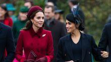 Luxus-Garderobe der Herzoginnen – Wer bezahlt Kates und Meghans Kleider?