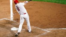 Phillies put Bruce, Quinn on IL; thin ahead of busy stretch