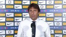 """Inter ko, Conte: """"Delusione enorme"""""""