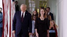 Trump Formally Nominates Amy Coney Barrett To Supreme Court