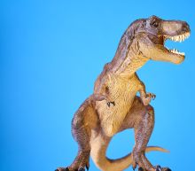 A Puppet Dinosaur Has Caused Three Members of the Air National Guard to Lose Their Posts