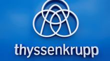 Thyssenkrupp, Kloeckner in talks over co-operation in materials trading: sources