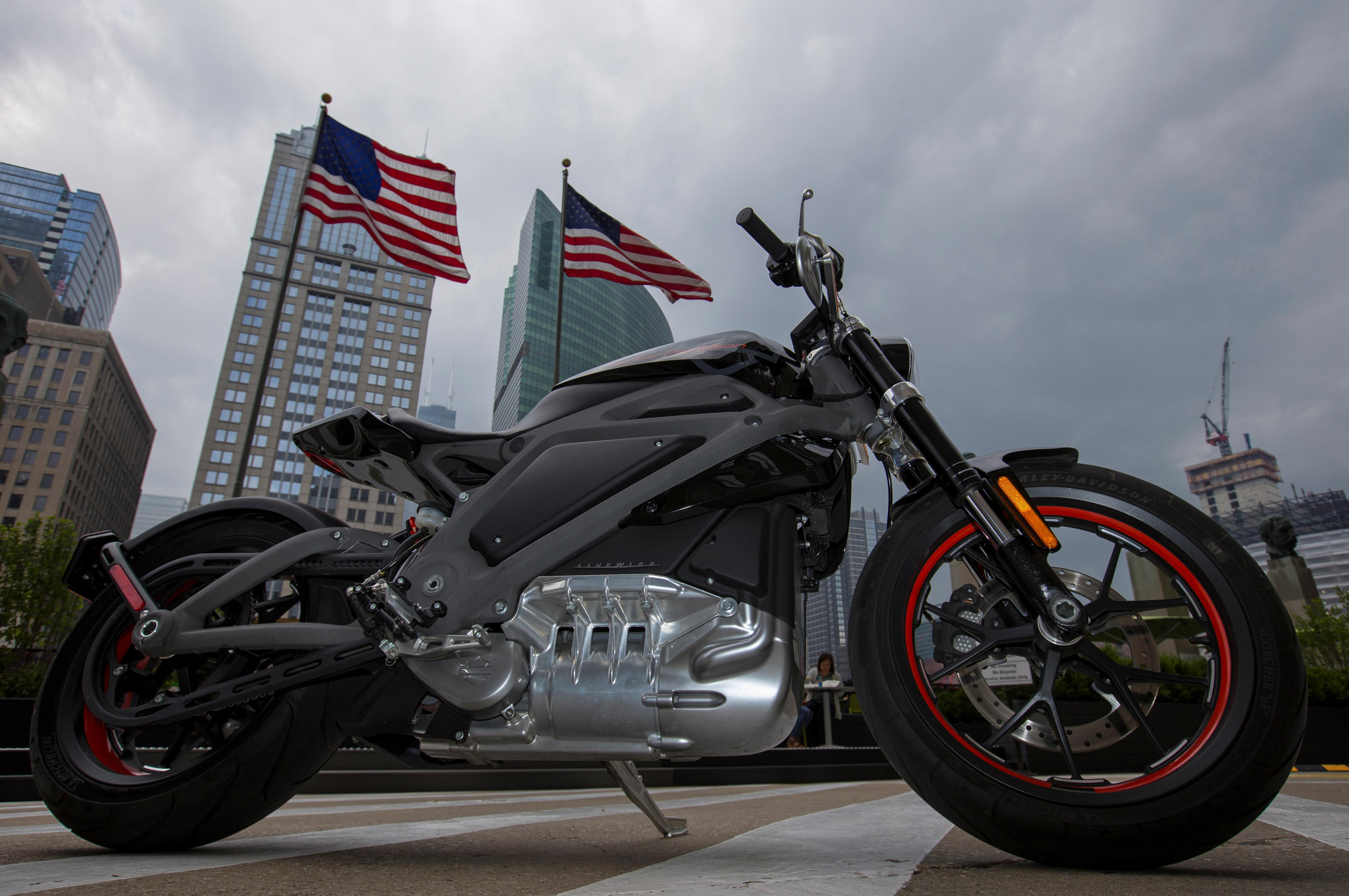 Electric motorcycles are the future: 'American Chopper' star