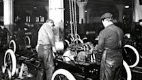 Henry Ford's assembly line turns 100