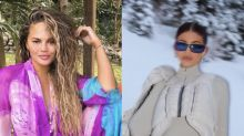 Chrissy Teigen, Kylie Jenner among celebrities facing backlash for jet-setting during pandemic