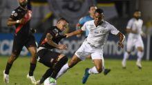 Análise: Contra o Altético-GO, o Santos fez o seu pior jogo com Cuca