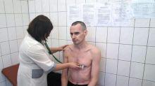 Cineasta ucraniano Oleg Sentsov pode morrer, afirma sua prima