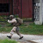 Pentagon `Indefinitely' Suspends Korean Military Exercises