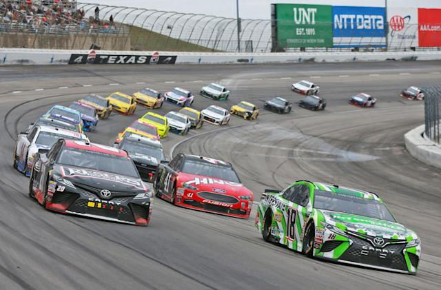 Anti-drone tech protected a weekend of NASCAR racing