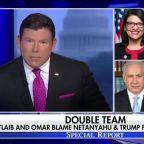 Reps. Tlaib and Omar blame Netanyahu and Trump for trip failure