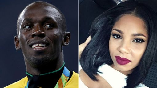 Usain Bolt's girlfriend Kasi Bennett posts cryptic tweet as sprinter parties with women in London
