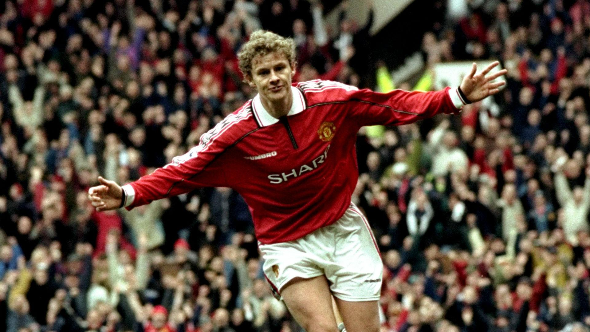 Solskjaer to United: Ole's best moments for United