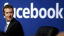 Las acciones de Facebook suben después de que Zuckerberg haya calmado a inversores