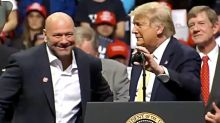 Dana White to speak in support of Donald Trump at Republican National Convention