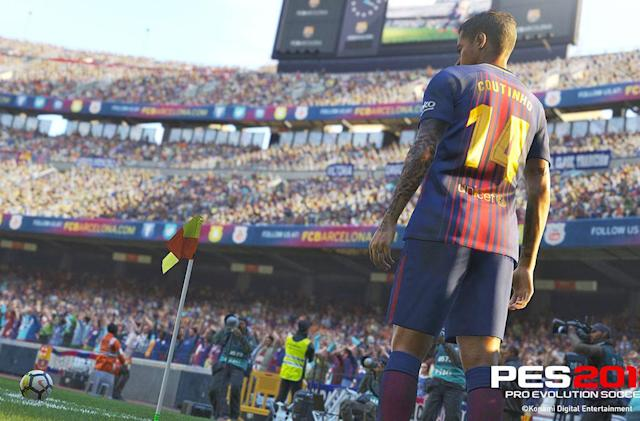 'PES 2019' hits PC, PS4 and Xbox One on August 28th