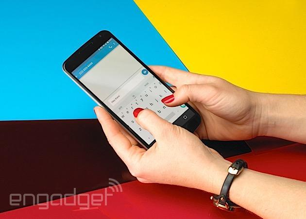 The Nexus 6 nearly had a fingerprint sensor in its dimple