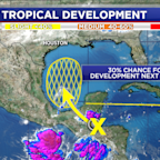 Tropical Update: Tropical Depression fifteen forms in the Atlantic