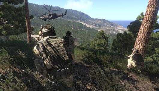 Arma 3 update sends troops to virtual bootcamp