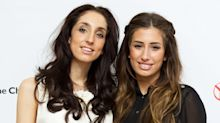 Stacey Solomon reveals her sister took the baby name she 'really wanted'