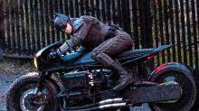 Robert Pattinson podía orinar en su flamante traje de Batman
