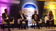 Carnival Corp Chief Strategy Officer and Cunard SVP Josh Leibowitz Defends Vacations at the Adobe Summit in Las Vegas