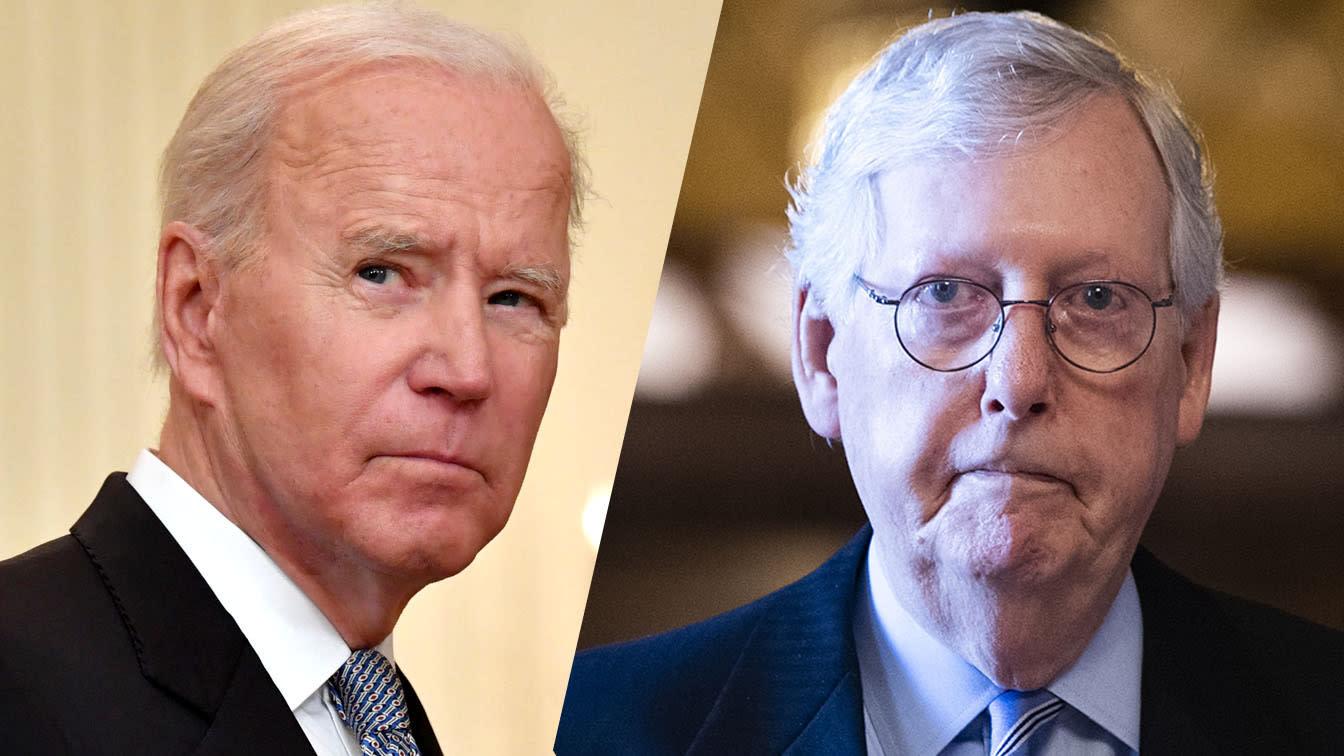 McConnell already talks blocking Biden SCOTUS picks