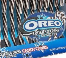 Oreo Candy Canes Are Finally Hitting Shelves