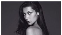 Bella Hadid Goes Totally Topless For Daring Vogue Shoot