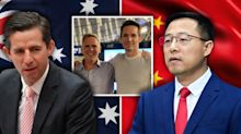 'Unfounded hypocrisy': China demands Australia comes clean over raid on reporters