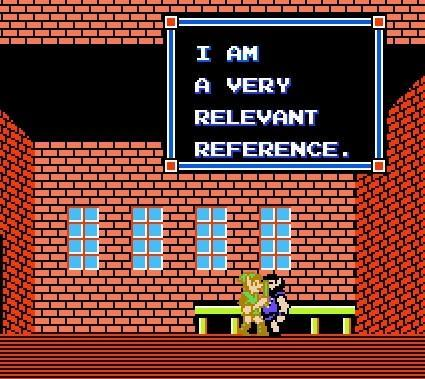 The VC Advantage: A link to the past (of Zelda II)