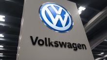 Volkswagen faces £114m fine as Tesla overtakes German car giant