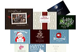 Not too late to send some free holiday cards from Mail.app
