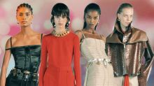 Locked and loaded: a new-look for Givenchy and chainmail maximalism at Paco Rabanne