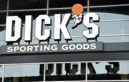The Dick's Sporting Goods store in Broomfield, Colorado