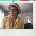 Martha Plimpton Finds Making Bread Very Therapeutic
