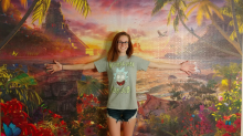 Woman spends a year completing 18,000-piece jigsaw puzzle - but there's one very tiny problem