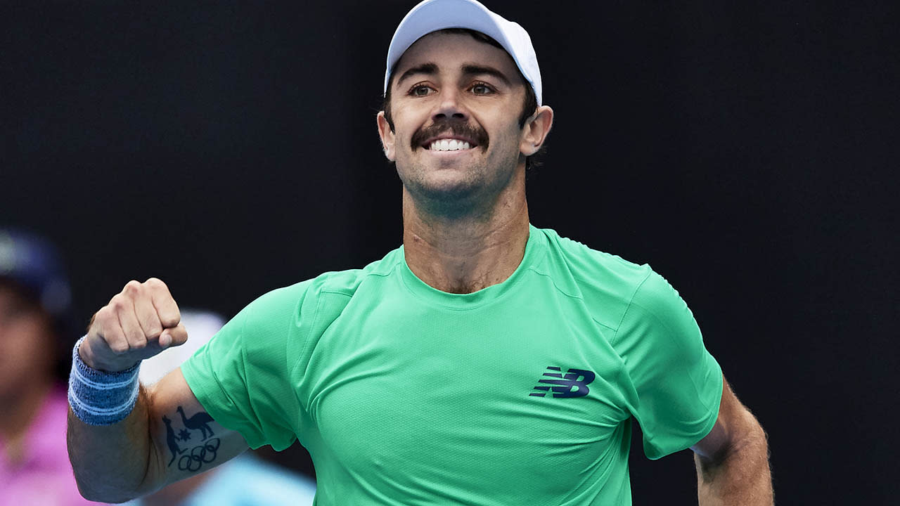 Sydney International: Jordan Thompson scores stunning ...