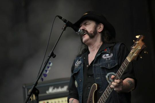 Archive interview with lemmy kilmister there s no point thinking
