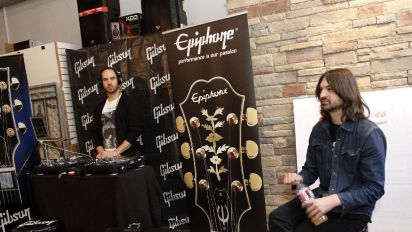 Guitar company Gibson reportedly facing bankruptcy